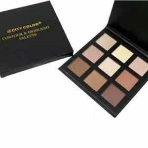 City Color Contour & Highlight Palette